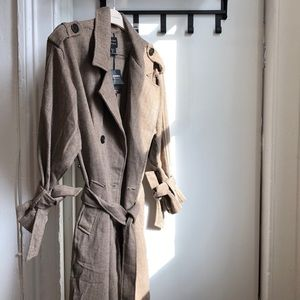 Spring/Fall Trench Coat
